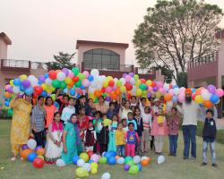 SGB Foundation Ludhiana - India Government Approved NGO for Abandoned and Orphan Childs - Festials Celebration